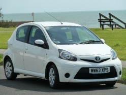 Toyota Aygo VVT-i Move Multi Mode Auto 5dr