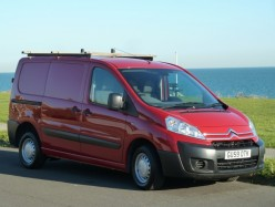 Citroen Dispatch 1000 L1h1 SWB HDi 90